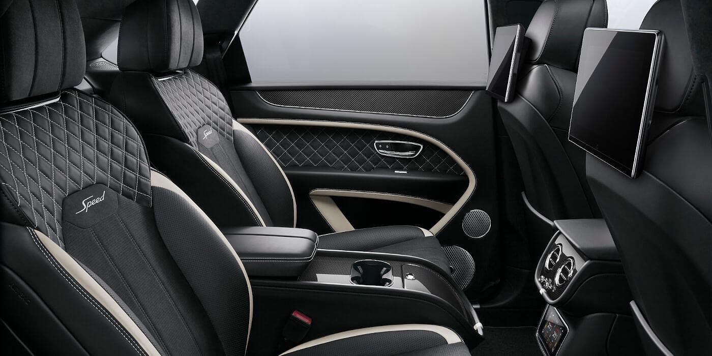 Bentley New Bentayga Speed Details